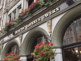 Deacon Brodie&#39;s Tavern  Royal Mile  Old Town  Edinburgh  Scotland  Uk