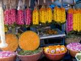 Flower Shop  Chalai  Trivandrum  Kerala  India  Asia