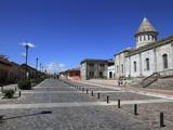 Calle La Calzada  Granada  Nicaragua  Central America