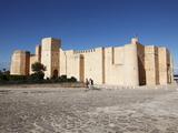 Ribat (Fortress)  Monastir  Tunisia  North Africa  Africa