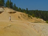 The Piusa Sand Caves  Setumaa  Setu County  Estonia  Baltic States  Europe