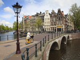 Keizersgracht  Amsterdam  Netherlands  Europe