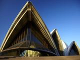 Sydney Opera House  UNESCO World Heritage Site  Sydney  New South Wales  Australia  Pacific
