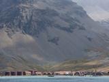 Old Whaling Station  Husvik Island  Antarctic  Polar Regions