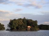 Las Isletas  Archipelago of 365 Islands  Lake Nicaragua  Granada  Nicaragua  Central America