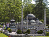 Minimundus (Miniature Park)  Klagenfurt Am Worthersee  Carinthia  Austria  Europe