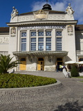 Municipal Theatre and Opera House  Klagenfurt Am Worthersee  Carinthia  Austria  Europe