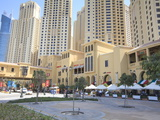 The Walk at Jumeirah Beach Residence  Dubai Marina  Dubai  United Arab Emirates  Middle East