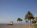 Hollywood Beach  Florida  USA