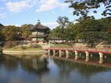Gyeongbokgung Palace (Palace of Shining Happiness)  Seoul  South Korea  Asia