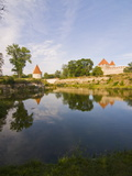 Kuressaare Castle on Saaremaa Island  Estonia  Baltic States  Europe