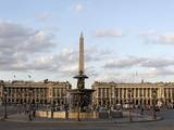 Place De La Concorde  Paris  France  Europe