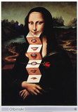 Mona Lisa  c2001