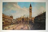 Piazza San Marco in Vendig