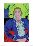 Madame LD  Die blaue Bluse  c1936