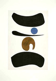 Tori mit blauem Punkt  c1937