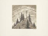 Dürer  Kreuz im Gebirge
