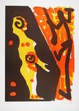 Serie I Rächer (Gelb-Orange)