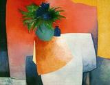 Le Bouquet Petit Reproductions de collection premium par Claude Gaveau