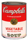 Campbell&#39;s Soup - Vegetable