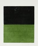 Ohne Titel Schwarz/Grün  c2000