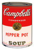 Campbell&#39;s Soup - Pepper Pot