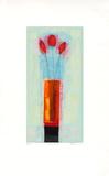 Red Vase  c1999