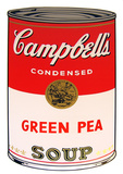 Campbell&#39;s Soup - Green Pea