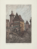 Rothenburg  Rödertor