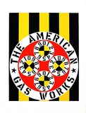 The American Gas Works (from the American Dream Portfolio)