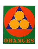 No 3 oranges