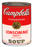 Campbell&#39;s Soup - Consomm&#233; (Beef)