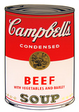 Campbell's Soup - Beef vegetables