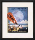 Airline Poster  1933