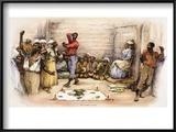 Voodoo Dance  1885