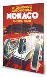 Monaco Grand Prix-6 Avril 1930