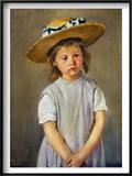 Cassatt: Girl  C1886