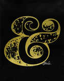 Ampersand (Gold)