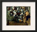 Degas: Woman & Flowers