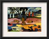 Gauguin: Day Of God  1894