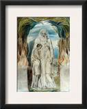 William Blake: Adam & Eve