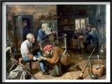 Village Barber-Surgeon