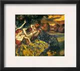 Degas: Four Dancers  C1899