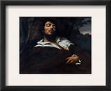 Courbet: Self-Portrait