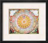 Copernican Universe  1660