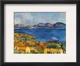 Cezanne:Marseilles 1886-90
