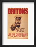 World War I: Poster  1914