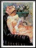Cassatt: Cup Of Tea  1879