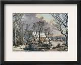 Currier &amp; Ives: Winter Scene