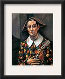 Derain: Harlequin  1919